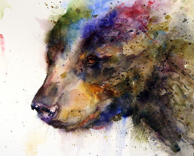 Beautiful Watercolor Paintings by Dean Crouser