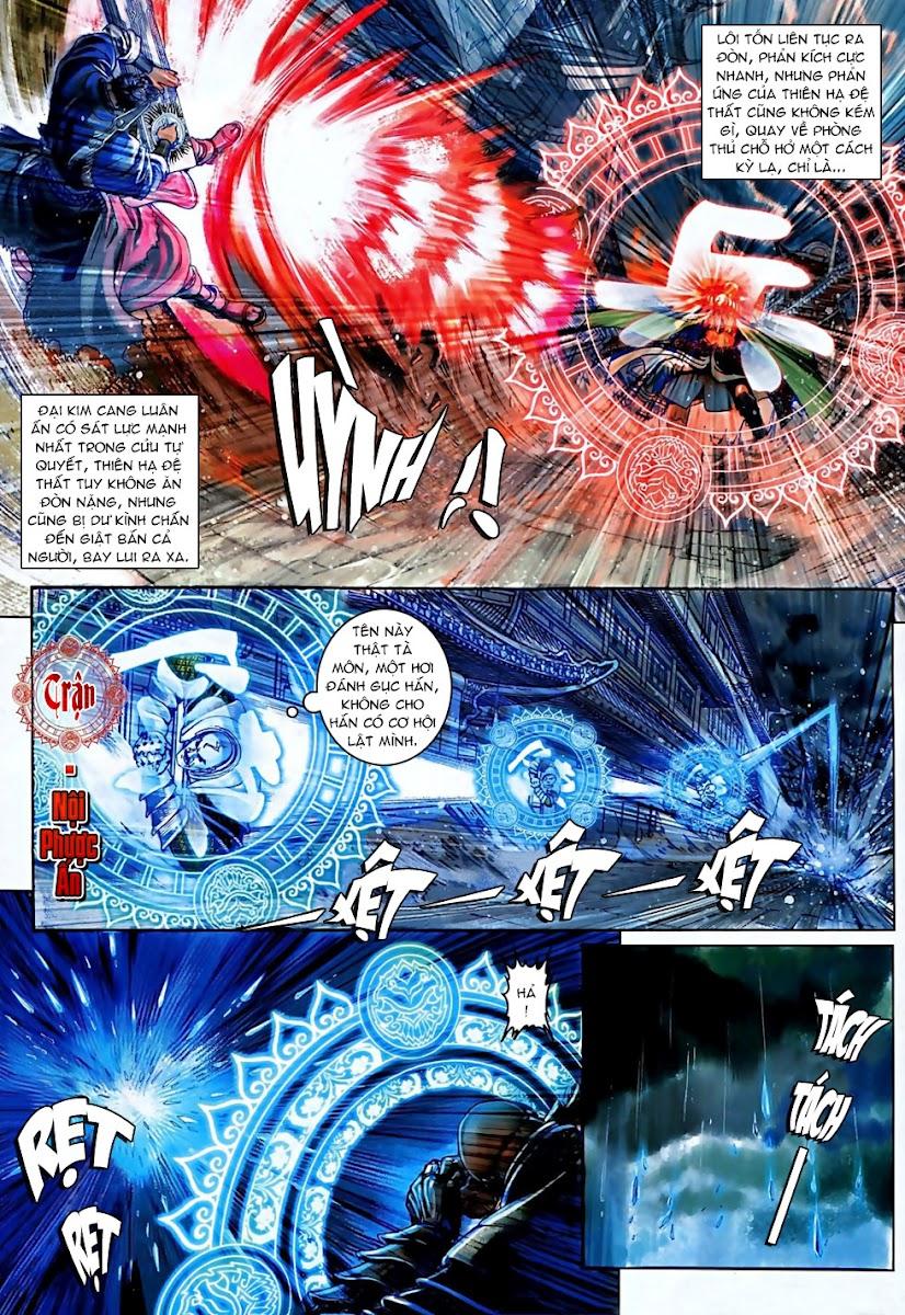 Ôn Thuỵ An Quần Hiệp Truyện Phần 2 chapter 5 trang 6