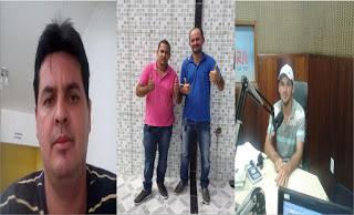 Em repudio a traição vereadores da bancada de oposição de Pilõezinhos PB não participam da solenidade de posse na Câmara da cidade