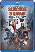 Escuadrón Suicida Deuda Infernal (2018) HD 720p Latino