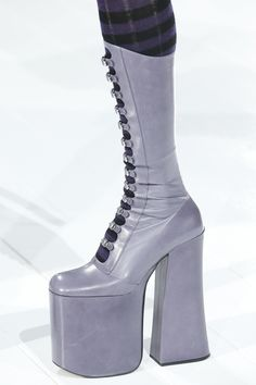 a6db6bf8aa18 Here is a boot much featured in the fashion press for this year s fall  season. It comes from designer Marc Jacobs and also is being sold in basic  black and ...