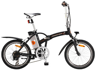 Adriatica e-Bike Mini bicicleta electrica