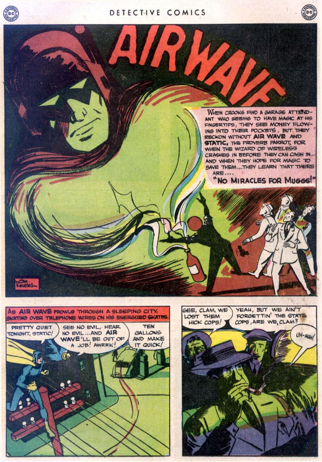 Read online Detective Comics (1937) comic -  Issue #106 - 31