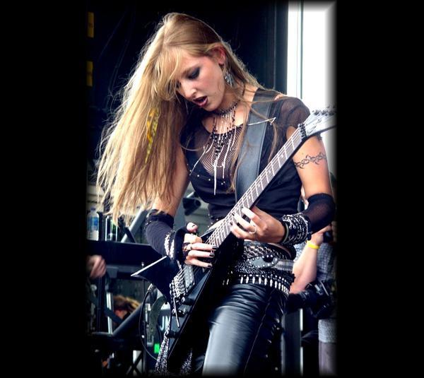 warlock metal female metal fans. Black Bedroom Furniture Sets. Home Design Ideas