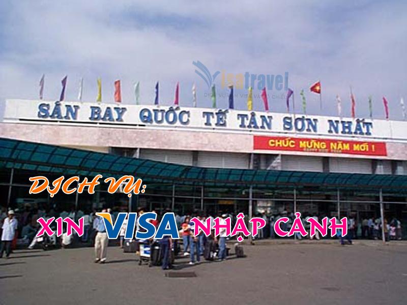 Dịch vụ xin visa nhập cảnh