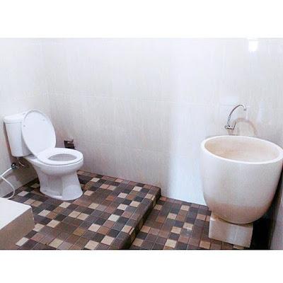 ukuran kamar mandi sederhana