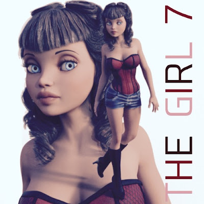 THE GIRL 7イメージ