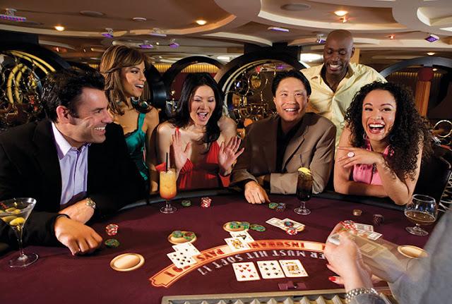 Jogando nos cassinos entre os torneios em Las Vegas