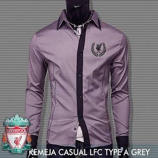 Kemeja Liverpool