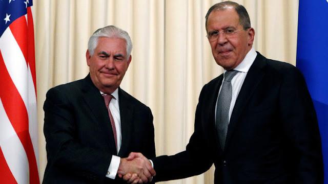 Los cancilleres de Rusia y de EE.UU. se reunirán en Washington para discutir la crisis en Siria