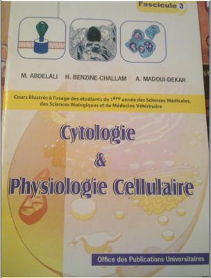 Télécharger Livre Gratuit Cytologie et physiologie cellulaire, Fascicule 3 pdf