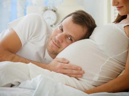 Hãy làm chồng tốt khi vợ mang bầu