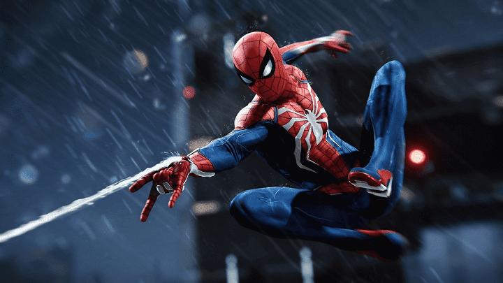 spiderman menjadi kandidat game superhero terbaik di konsol ps4