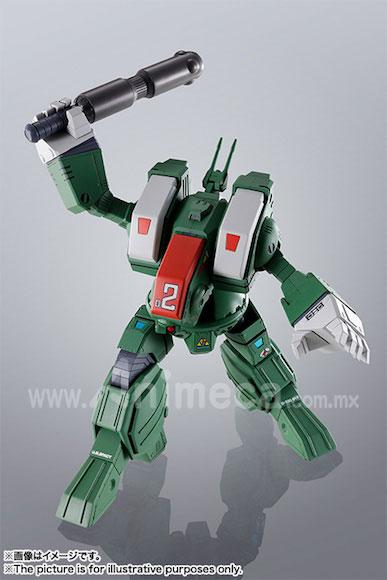 Figura MBR-07-MkII Destroid Spartan HI-METAL R Macross