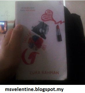 Review Novel Jangan Goda Aku-Zura Rahman