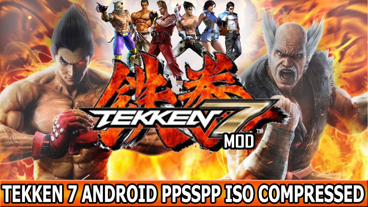 TEKKEN 7 Highly Compressed Pc Game 376 MB For Window and