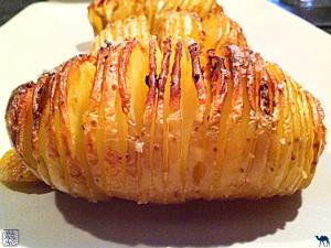 Le Chameau Bleu - Blog Cuisine et Voyage - Recette de pomme de terre suédoise