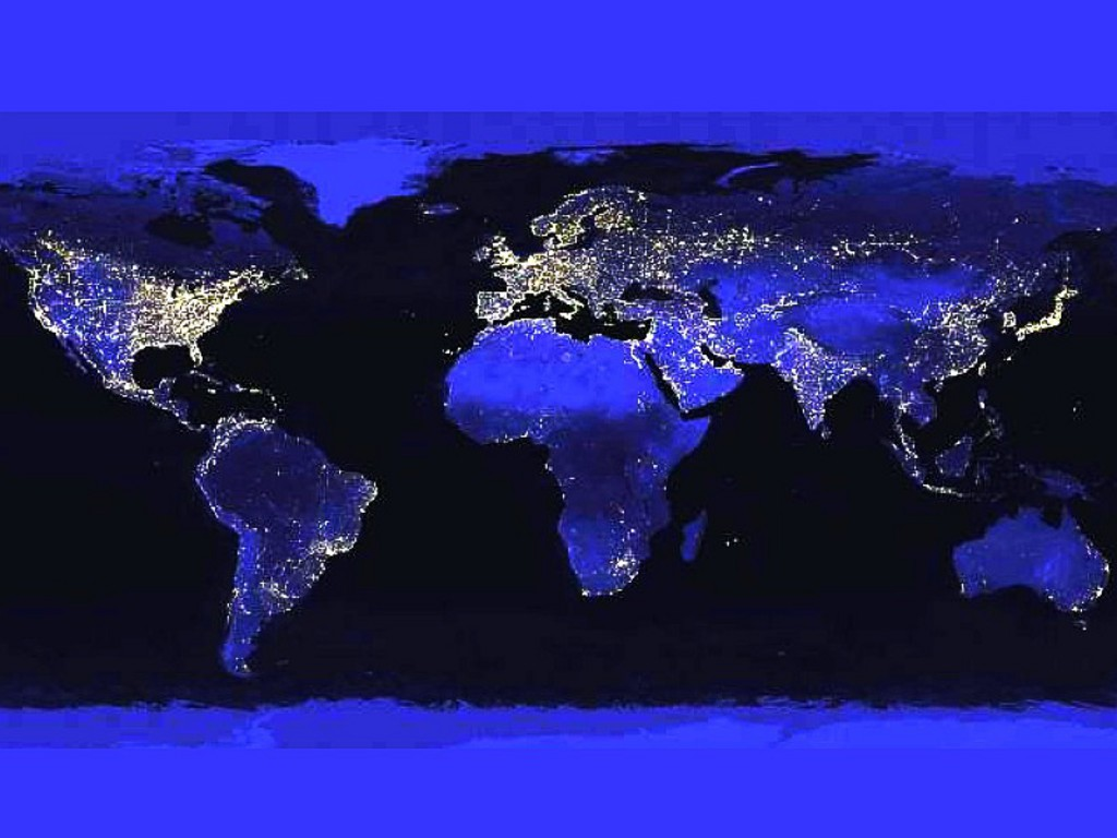 background earth planet map - photo #36