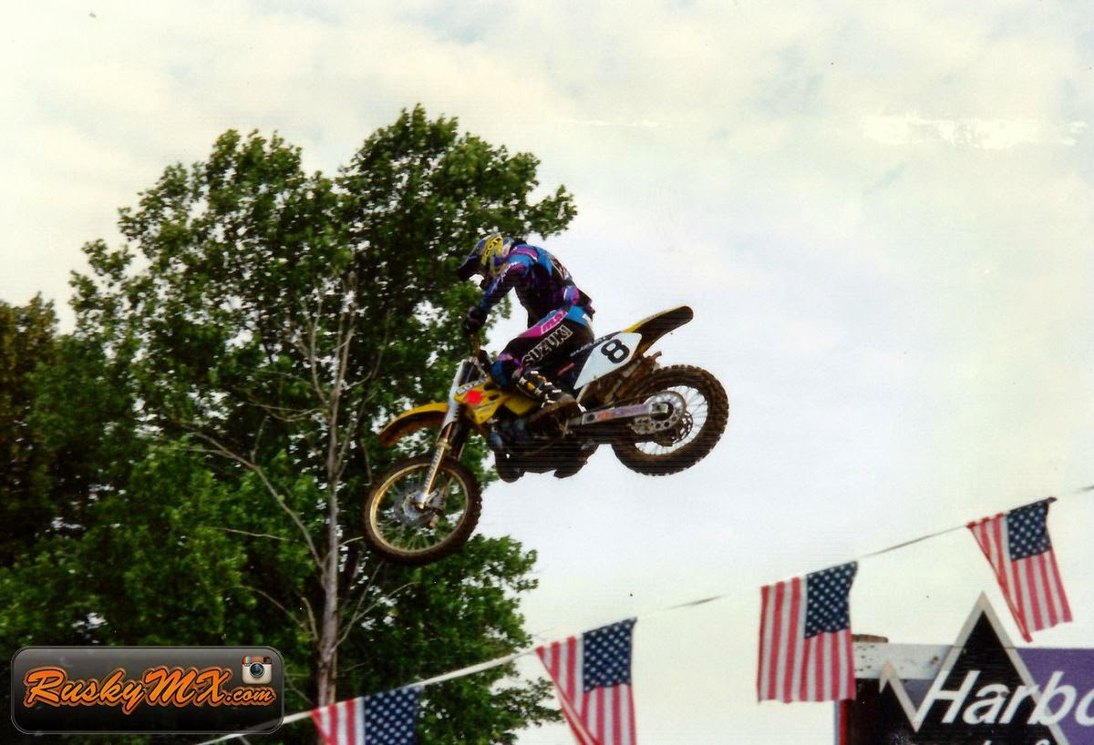 Mike Larocco - Red Bud 1996