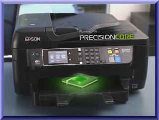 Epson WF 2670 Wireless Setup