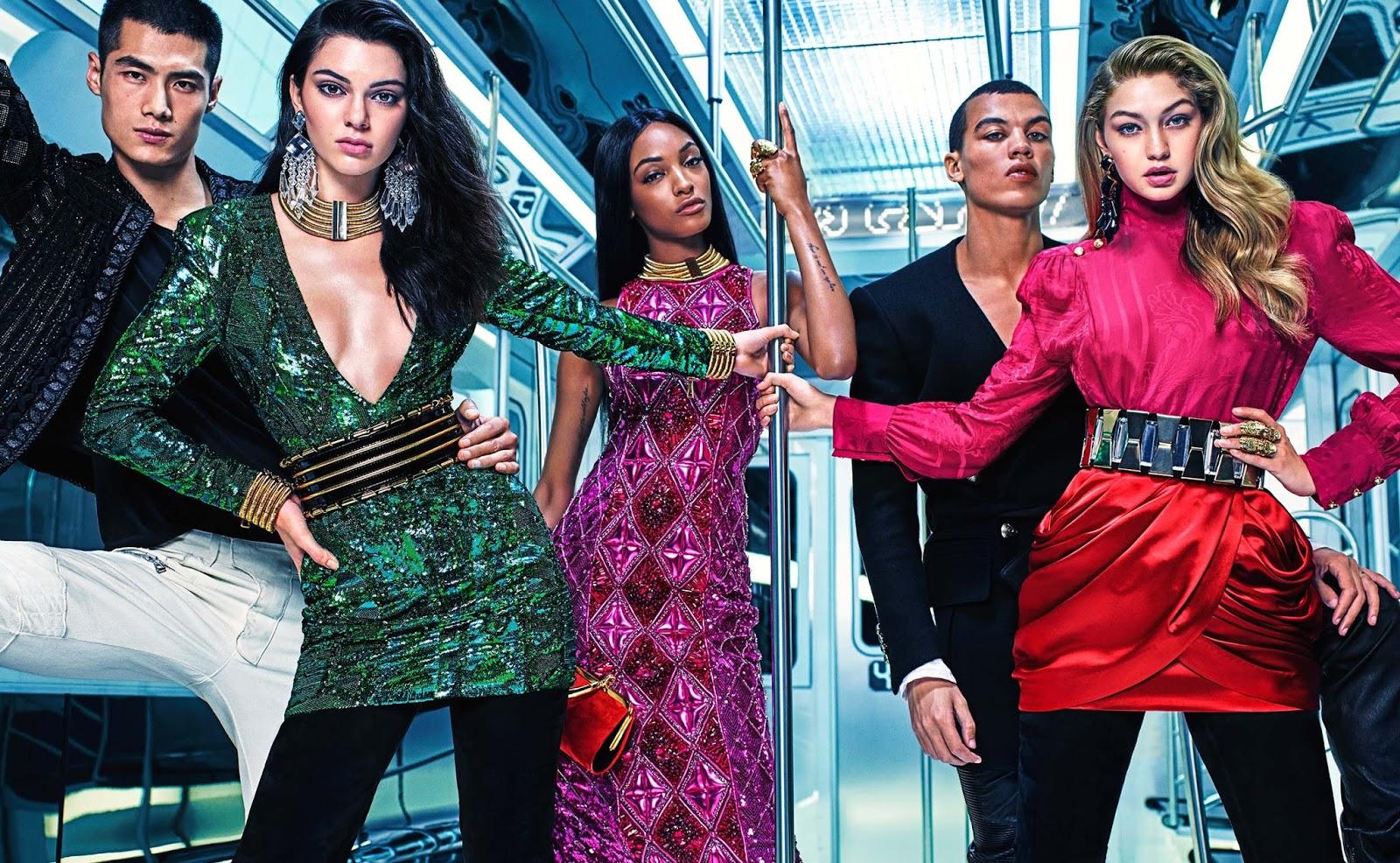 f84a866dc5c2b5 O kolekcji: Przygotuj się na niezwykłą mieszankę luksusu, bezkompromisowego  stylu i miejskiej energii w nowej kolekcji gościnnej ekskluzywnego  paryskiego ...