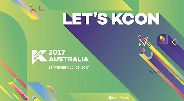 KCON Australia 2017 Subtitle Indonesia