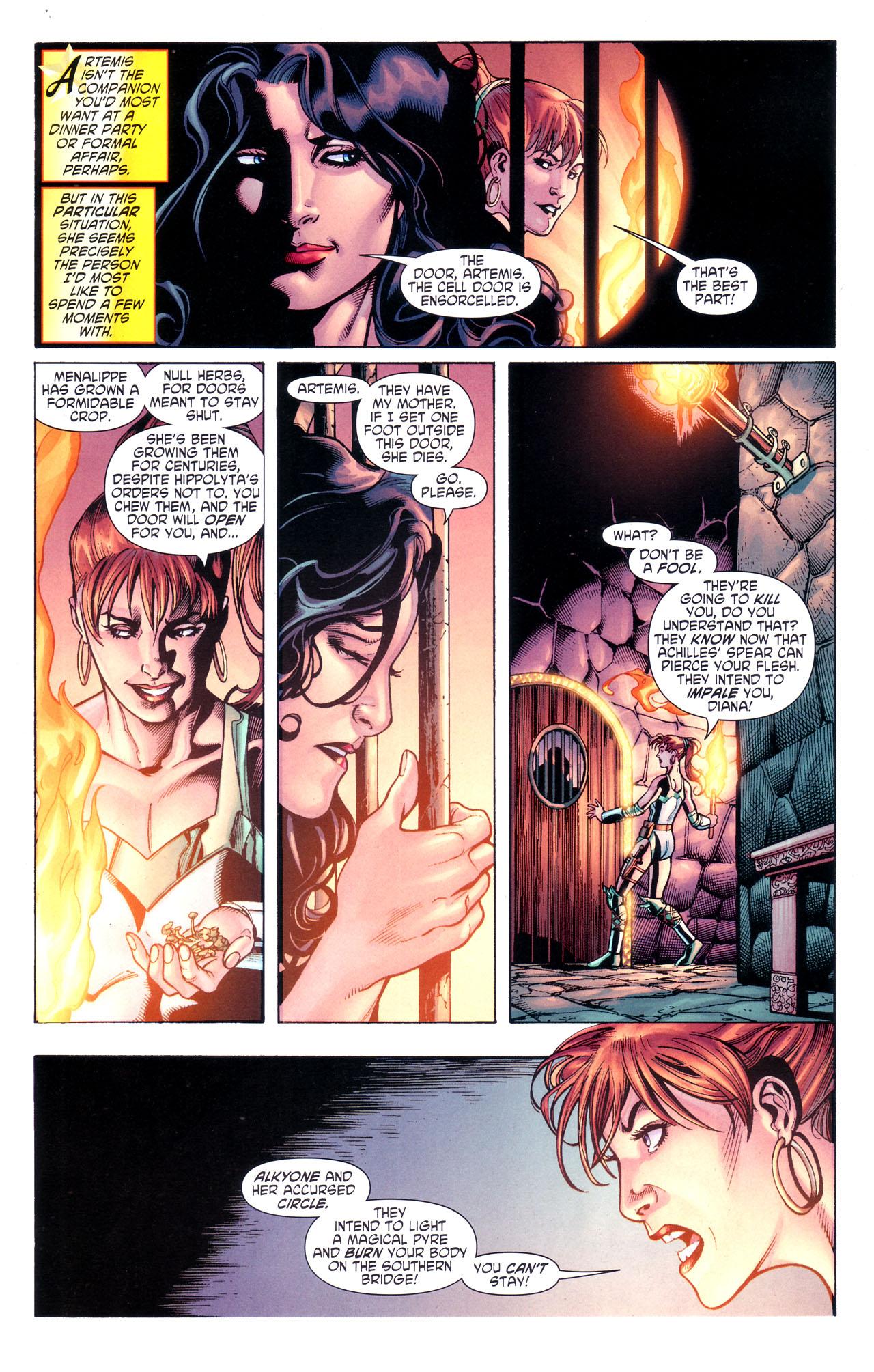 Read online Wonder Woman (2006) comic -  Issue #38 - 4