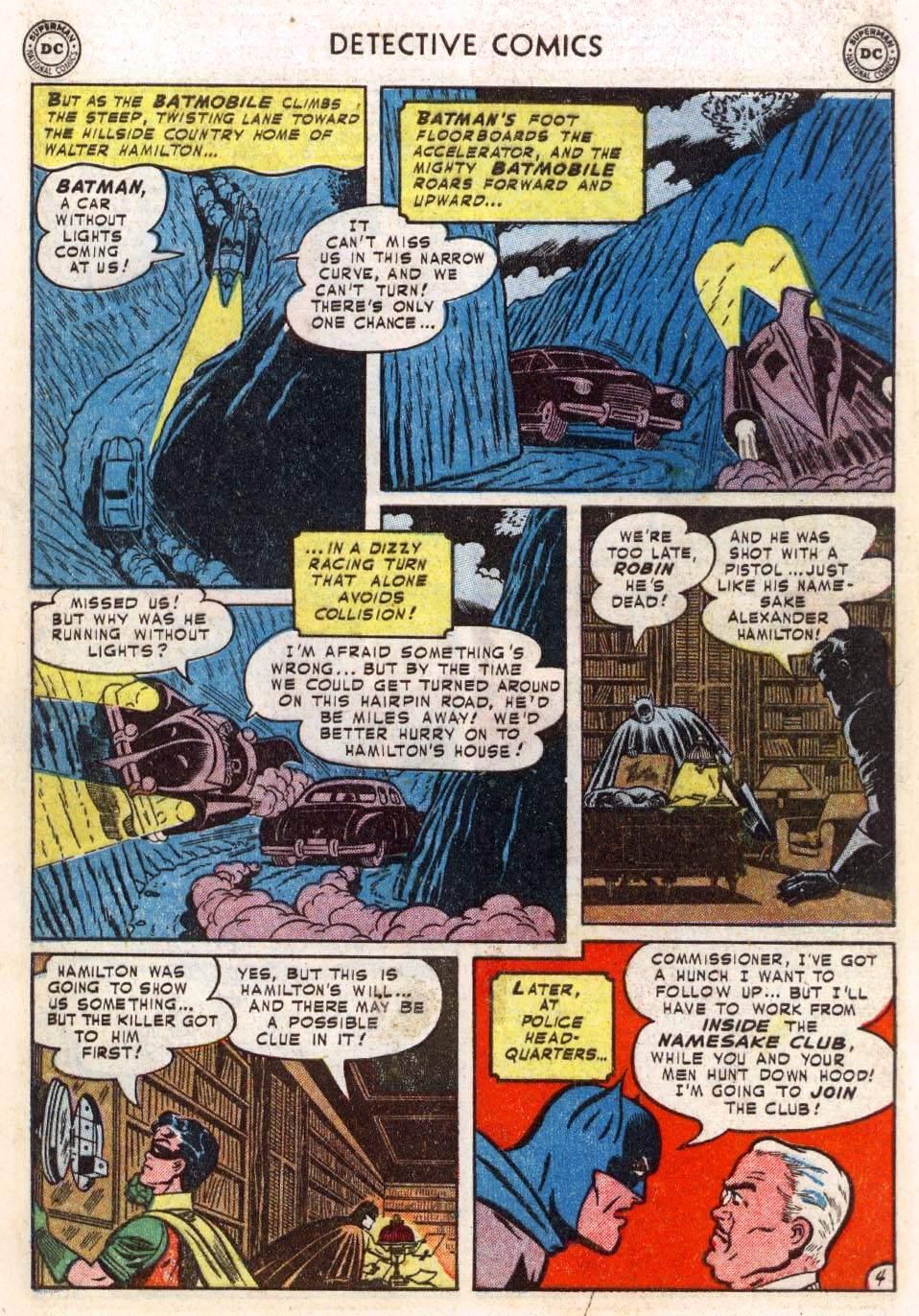 Detective Comics (1937) 183 Page 5