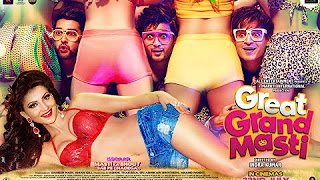 Great Grand Masti Official Trailer _ Riteish, Vivek, Aftab, Urvashi