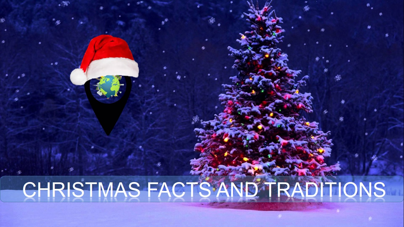 Where Is Christmas Not Celebrated.How Is Christimas Celebrated Around The World Some