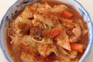 Resep Sup Macaroni Tomat