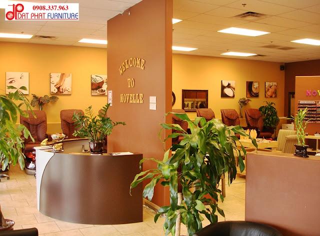 ghế nail, thi công trang trí tiệm nail, thiết kế nội thất tiệm nail, thiết kế tiệm nail, trang trí nội thất tiệm nail,