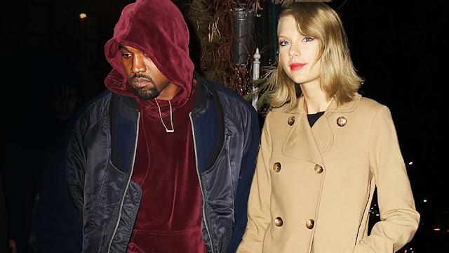 Desesperado Kanye West ataca Taylor Swift em nova música