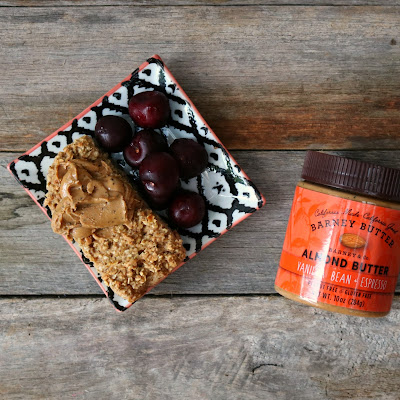 Barney Butter Vanilla Bean and Espresso Almond Butter