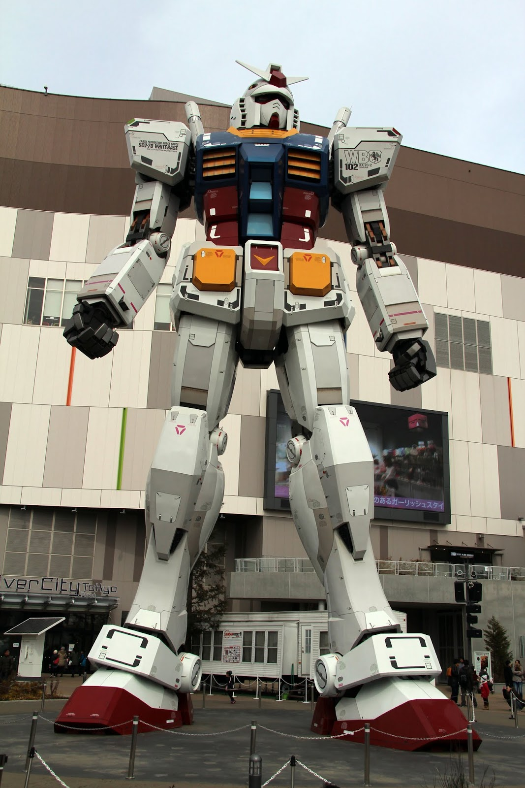 d0fc3c5e280b9e Tokyo Excess  Gundam Front Tokyo at Diver City In Odaiba