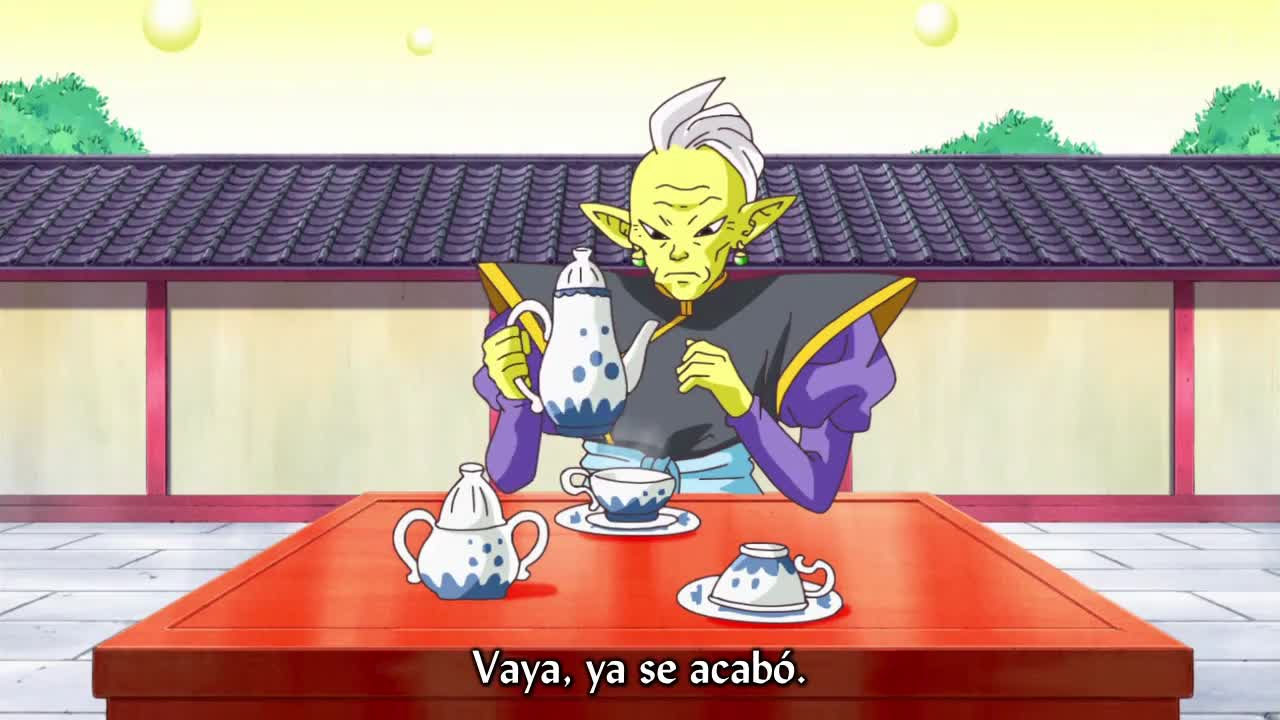 Ver Dragon Ball Super Saga de Trunks del Futuro - Capítulo 58