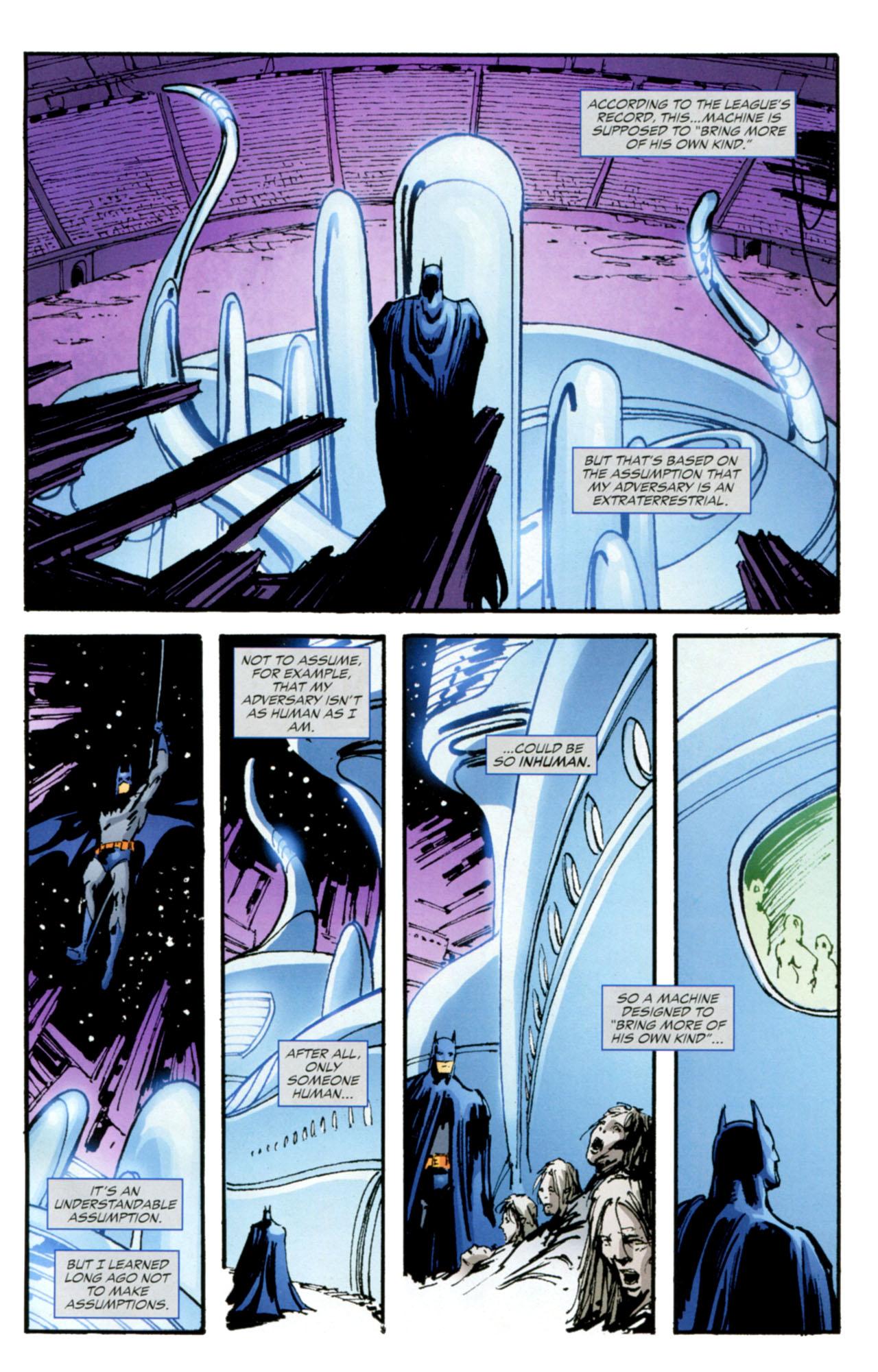Batman Confidential Issue #53 #53 - English 16