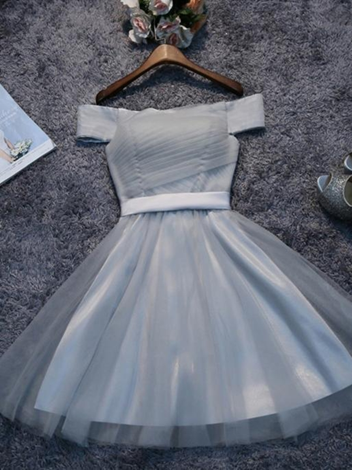 https://sposadresses.com/collections/cheap-homecoming-dresses/products/off-shoulder-grey-tulle-short-cheap-homecoming-dresses-2018-cm515