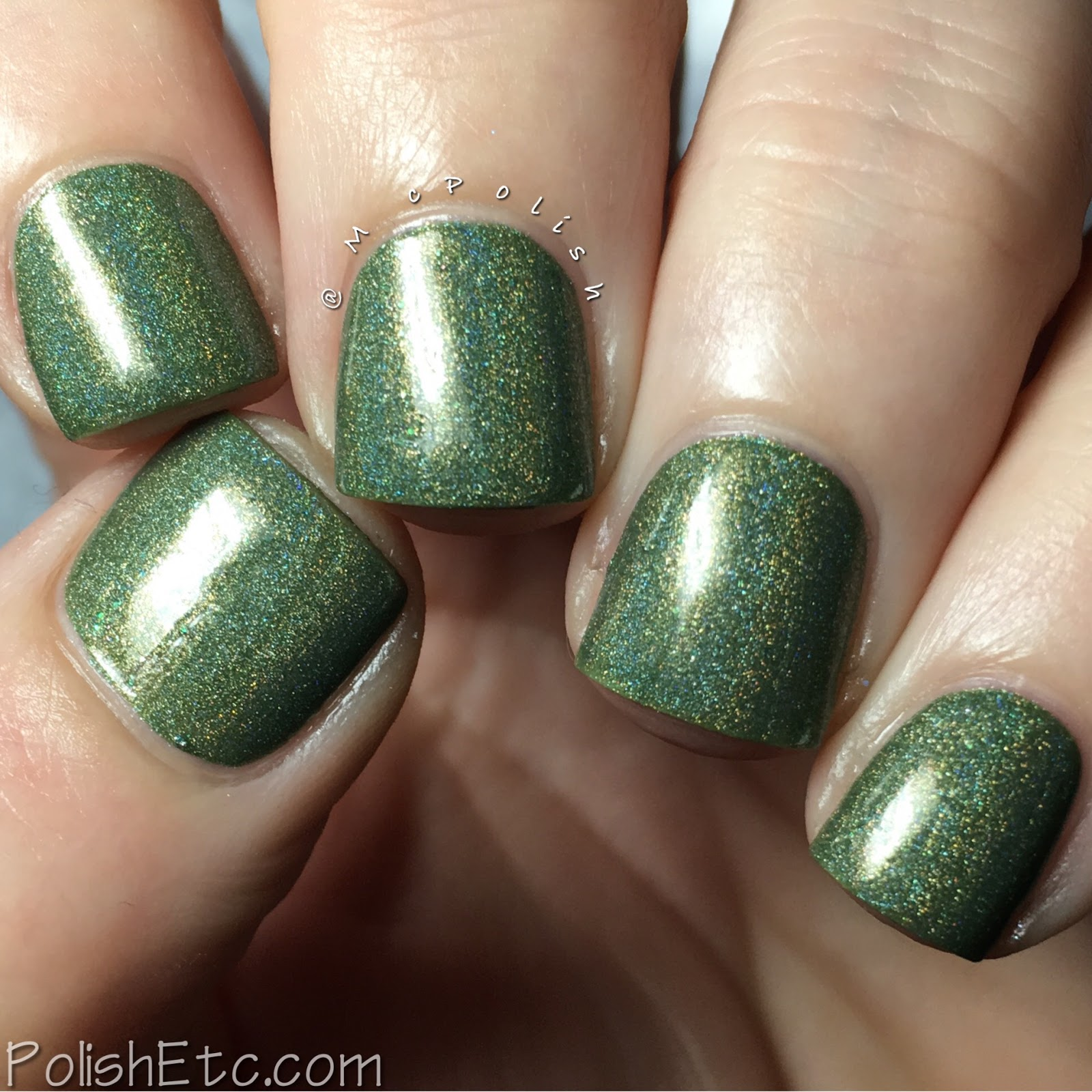 Chirality Polish - Mosura no Uta Collection - McPolish - Cosmos