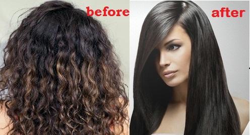 बालों को सीधा कैसे करे | Hair Straightening Tips in Hindi