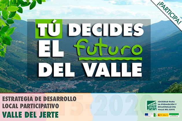 Tú decides el Futuro del Valle del Jerte