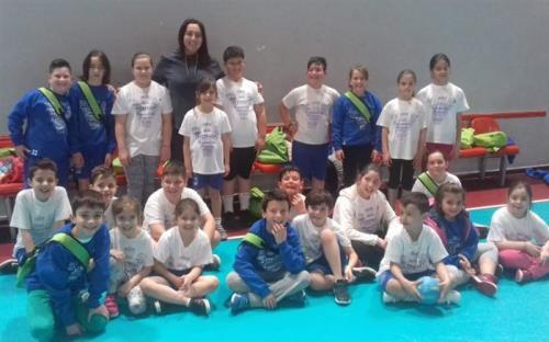 Εμπειρίες για τη Μίνι ομάδα της Ακαδημίας των Σπορ στο Άργος