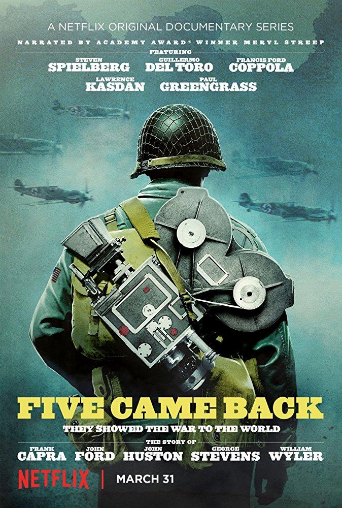 Five Came Back- Season 1