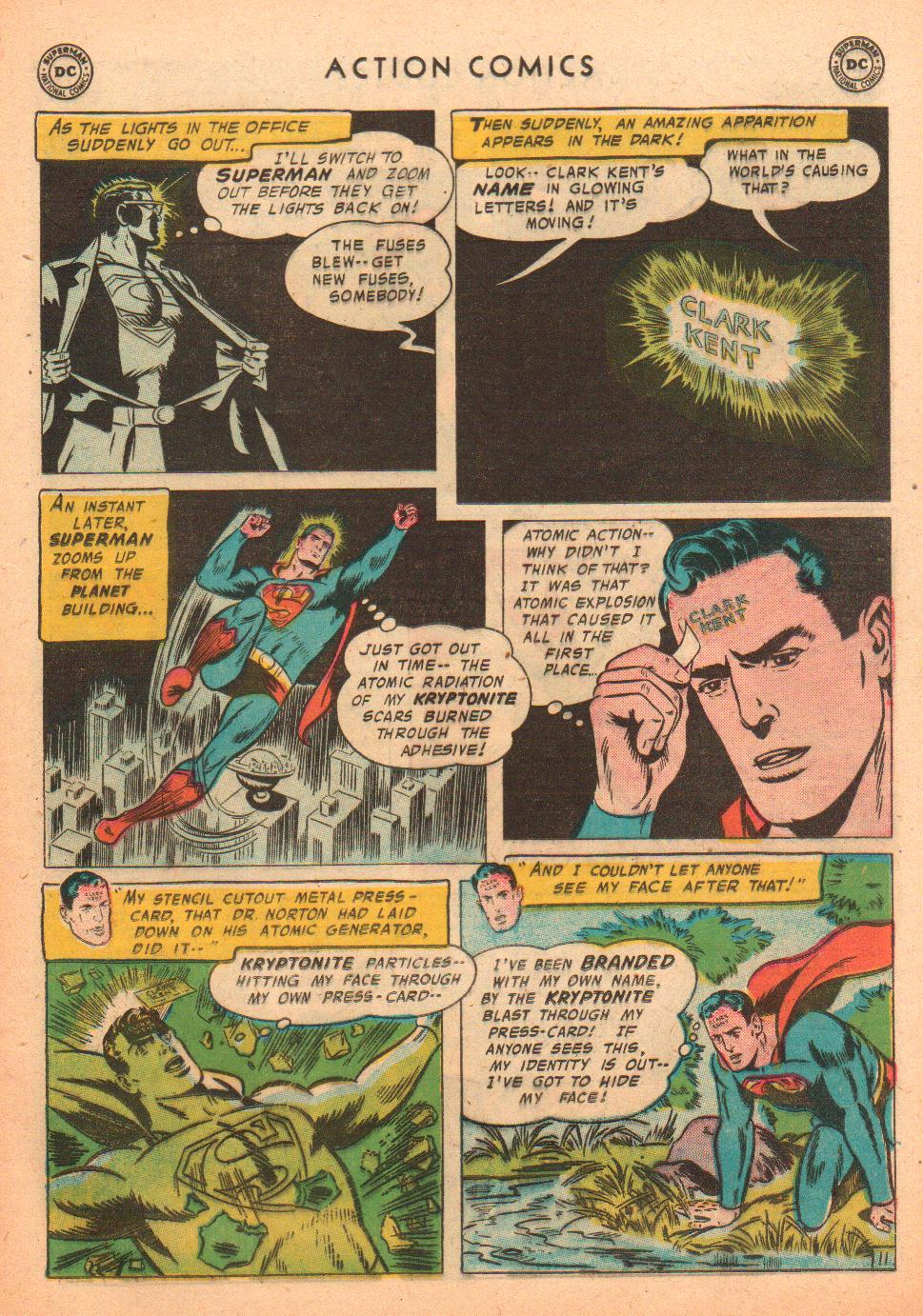 Read online Action Comics (1938) comic -  Issue #239 - 13
