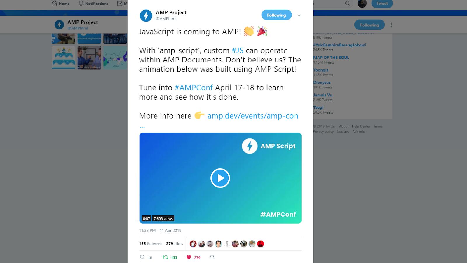 amp-script
