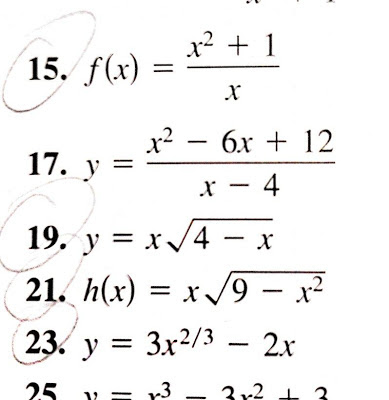 Mr. Suominen's Math Homepage: Honors Calculus 1/8/13