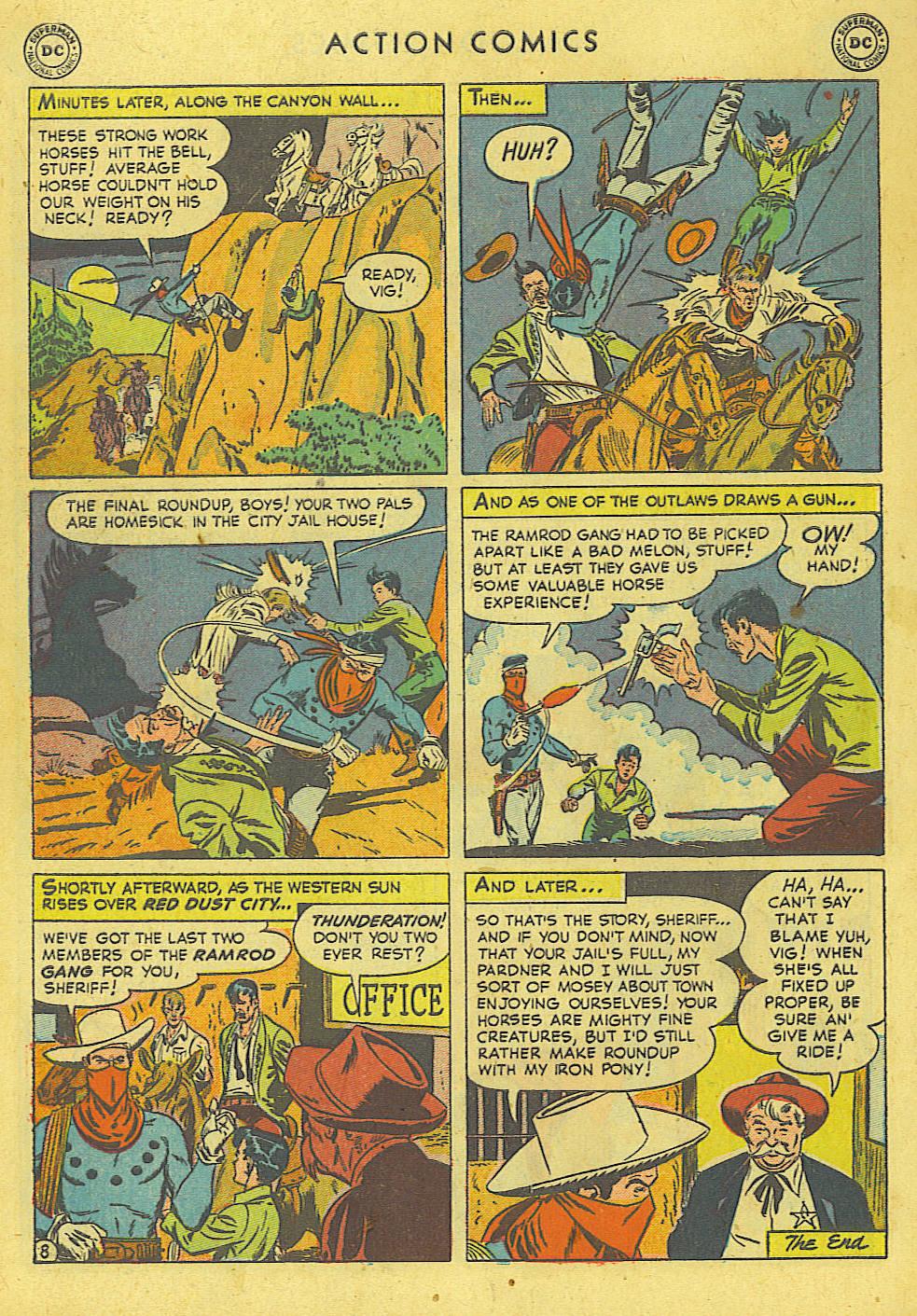 Action Comics (1938) 162 Page 33