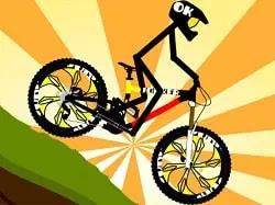 Çöp Adam Bisiklet Sürüşü - Stickman Bike Rider