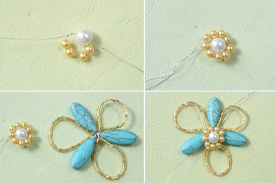 how to make yellow turquoise
