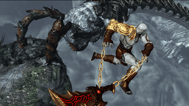 pada seri ketiga god of war, kratos akan melawan poseidon, hades, dan penguasa lainnya